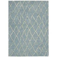 Barclay Butera Intermix Wave Area Rug by Nourison - 7'9 x 10'10