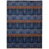 Barclay Butera Moroccan Midnight Area Rug by Nourison - 7'3 x 9'9