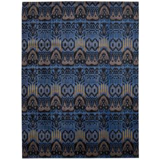 Barclay Butera Moroccan Sapphire Area Rug by Nourison (7'3 x 9'9)