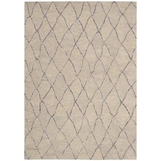 Barclay Butera Intermix Driftwood Area Rug by Nourison (7'9 x 10'10)