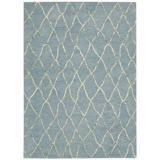 Barclay Butera Intermix Wave Area Rug by Nourison (3'6 x 5'6)