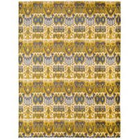Barclay Butera Moroccan Cayenne Area Rug by Nourison - 7'3 x 9'9