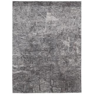 Nourison Gemstone Hematite Rug (8'6 x 11'6)