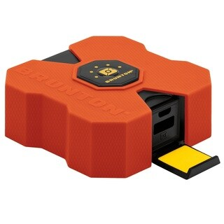 Brunton Revolt 4000 mAh 4x Charge Orange