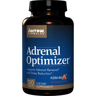 Jarrow Formulas Adrenal Optimizer (120 Tablets)