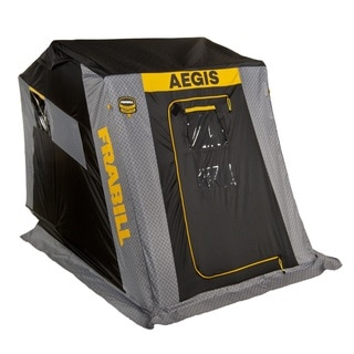 Frabill Aegis 2110 Top Insulated Flip-Over Shelter Jump Seat