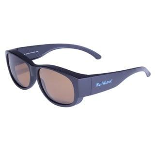 BluWater Matte Black Frame Polarized Lens