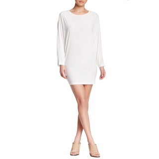 Women's Fashion Dolman Sleeve Short Fitted Dress- (2 options available)