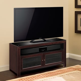 Bell'O 50-inch Mahogany Audio/ Video Cabinet