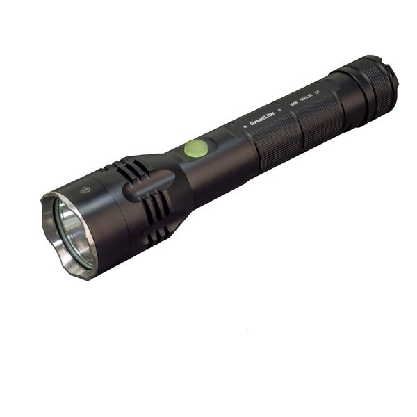 Greatlite Tactical 600 Lumen 2D LED Flashlight
