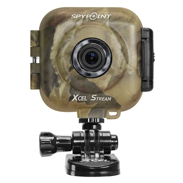 Spy Point Super HD 1296p POV Action Cam WiFi SE Black