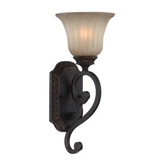 Lite Source Crescentia 1-light Wall Lamp