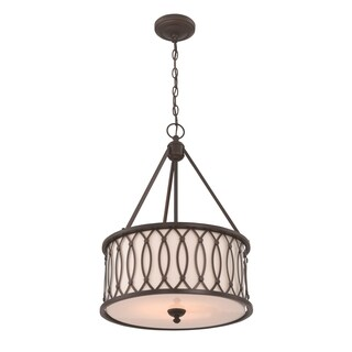 Lite Source Tacey 3-light Pendant