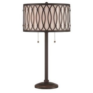 Lite Source Tacey 2-light Table Lamp
