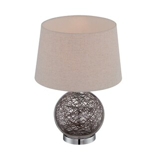 Lite Source Claral 1-light Table Lamp