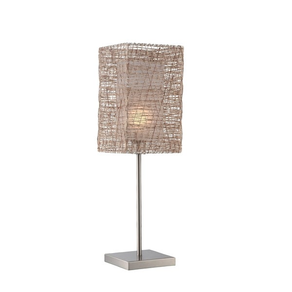 Lite Source Cora 1-light Table Lamp