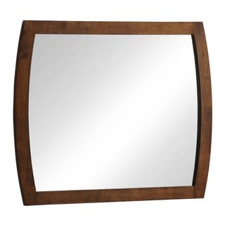 Portland Walnut Mirror