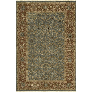 "Momeni One of a Kind Hand-Knotted Rug (5'6""x8'6"")"