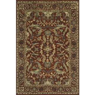 "Momeni One of a Kind Hand-Knotted Rug (5'-6""x8'-6"")"