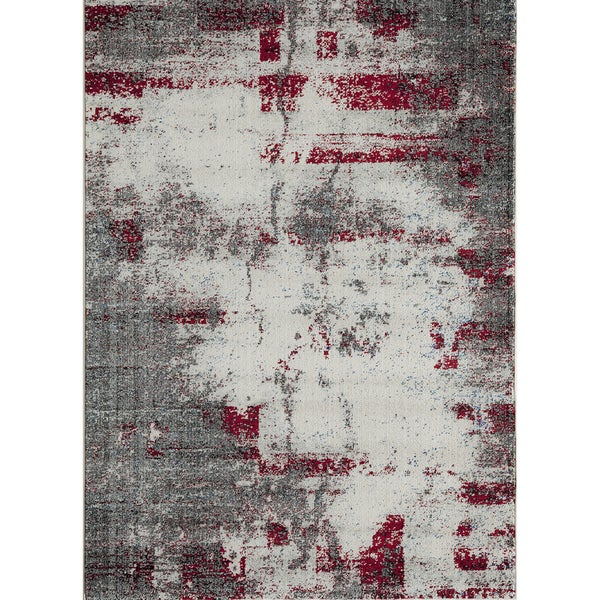 Studio Grey Vapor Area Rug 5 3x7 6 Free Shipping Today