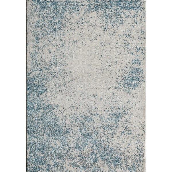 "Momeni Loft Blue Rug (9'3 X 12'6) - 9'3"" x 12'6"""