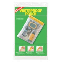 Coghlans Waterproof Pouch 5-inch x 7-inch