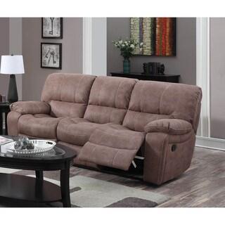 LYKE Home Banning Mocha Motion Sofa