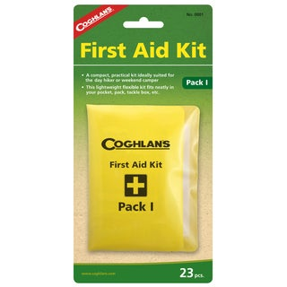 Coghlans Pack First Aid Kit I