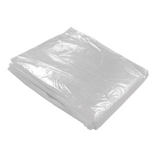 Ultimate Survival Technologies Emergency Poncho Clear