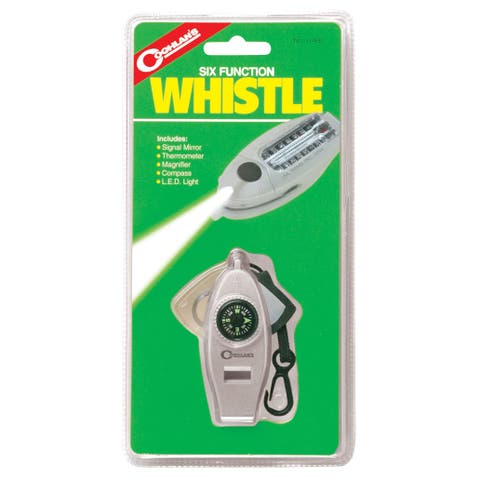 Coghlans Six Function Whistle
