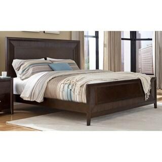 LYKE Home Ema Espresso Bed