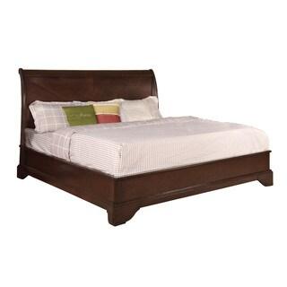 Lyke Home Cena Espresso Bed