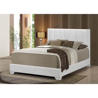 LYKE Home Moda White Bed