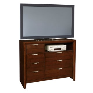 LYKE Home Lana Plasma 7-drawer Media Chest