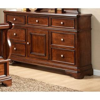 LYKE Home Bayer 7-drawer Dresser