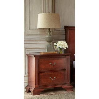 LYKE Home Andi 2-drawer Night Stand