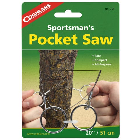 Coghlans Sportsman's Pocket Saw