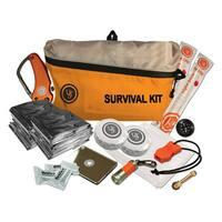 Ultimate Survival Technologies FeatherLite Survival Kit Orange 3.0