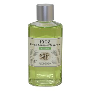 Berdoues 1902 Gingembre Men's 16-ounce Eau de Cologne Tradition Splash