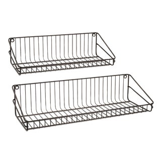 Ludovic Wall Shelf (Set of 2)