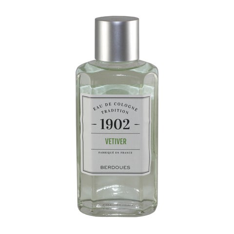Berdoues 1902 Vetiver Men's 8.3-ounce Eau de Cologne Tradition Splash