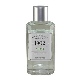 Berdoues 1902 Vetiver Men's 8.3-ounce Eau de Cologne Tradition Splash