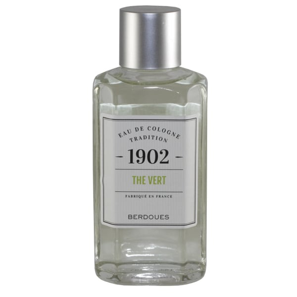 shop berdoues 1902 the vert men 39 s 8 3 ounce eau de cologne. Black Bedroom Furniture Sets. Home Design Ideas
