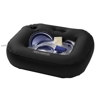 Reliance Inflatable Portable Sink, 4 Gallon