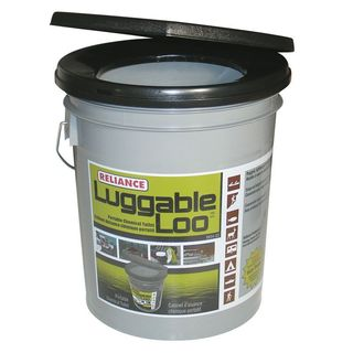 Reliance Luggable Loo Portable Toilet