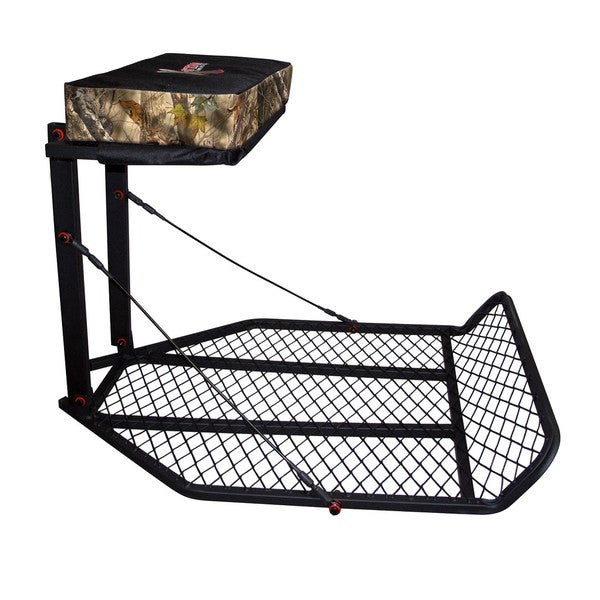 Shop X Stand The Champ Hang On Treestand Free Shipping