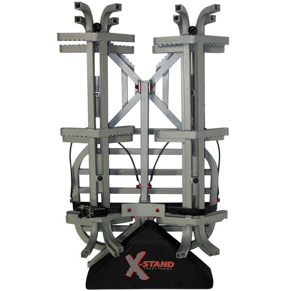 X-Stand Back Country Combo Treestand and Climbing Sticks