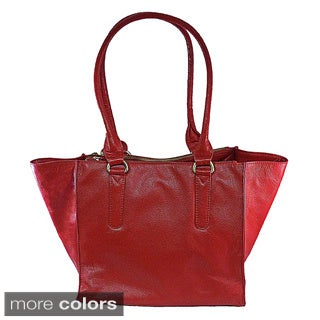 Geniune Leather Tote