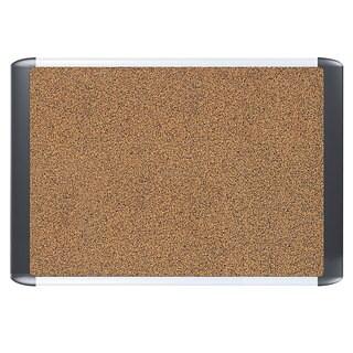 MasterVision Tech Cork Board