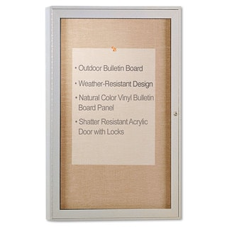 Ghent Enclosed Outdoor Bulletin Board